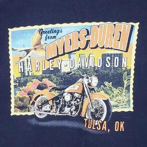 Harley Davidson Myers-Duren Tulsa Oklahoma T-Shirt